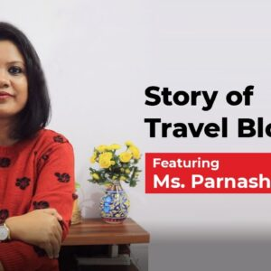 Travel vlog Tips for Beginners  - Review by Parnashree Devi - Stellar® Data Recovery Services
