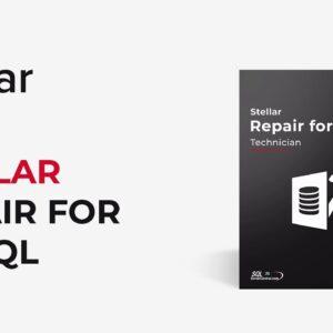 Wie man eine beschädigte SQL-Datenbank mit Stellar Repair for MS SQL Software repariert