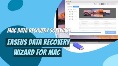 How to Recover Data on Mac | Mac Data Recovery Software