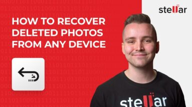 How to Recover Deleted Photos on Different Devices - Expert Advice