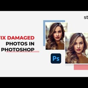 How to Repair Photos in Photoshop?
