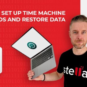 How to Set up Time Machine on macOS & Restore Data - 2021