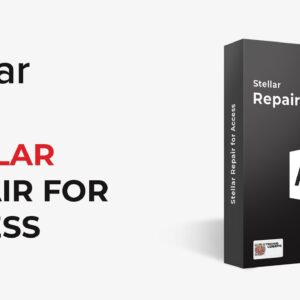 How to Repair Corrupt Access Database with Stellar Repair for Access Software