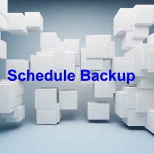 Schedule Backup [EaseUS Todo Backup Personal Edition]